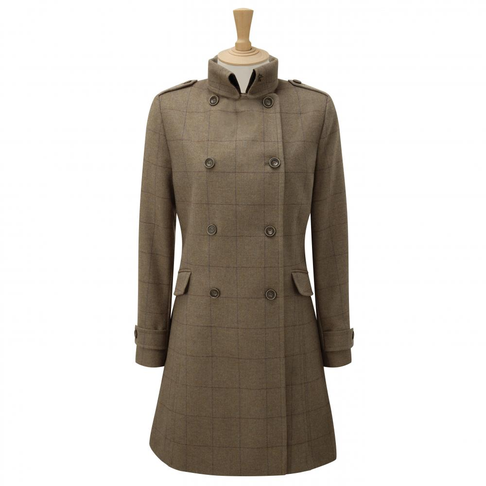 Caldene Country Chastleton Long Double Breasted Coat