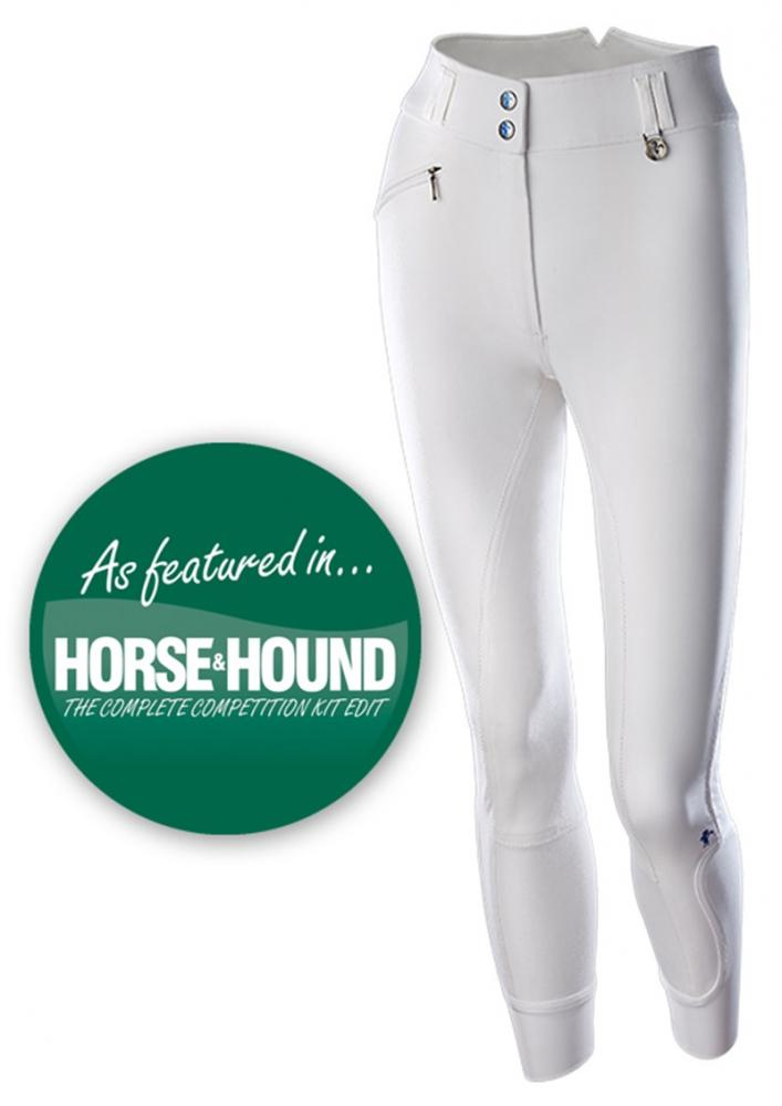 Caldene Hartpury High Waist Full Seat Ladies Breeches
