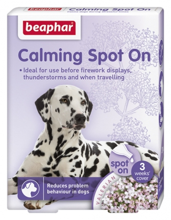Beaphar Calming Spot On for Dogs & Cats