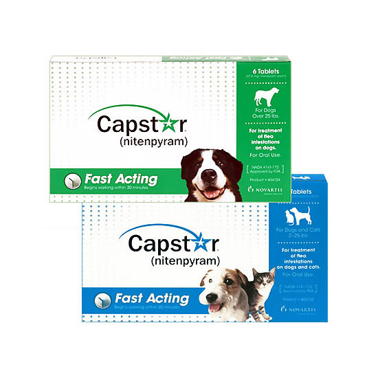 Capstar Flea Tablets For Cats