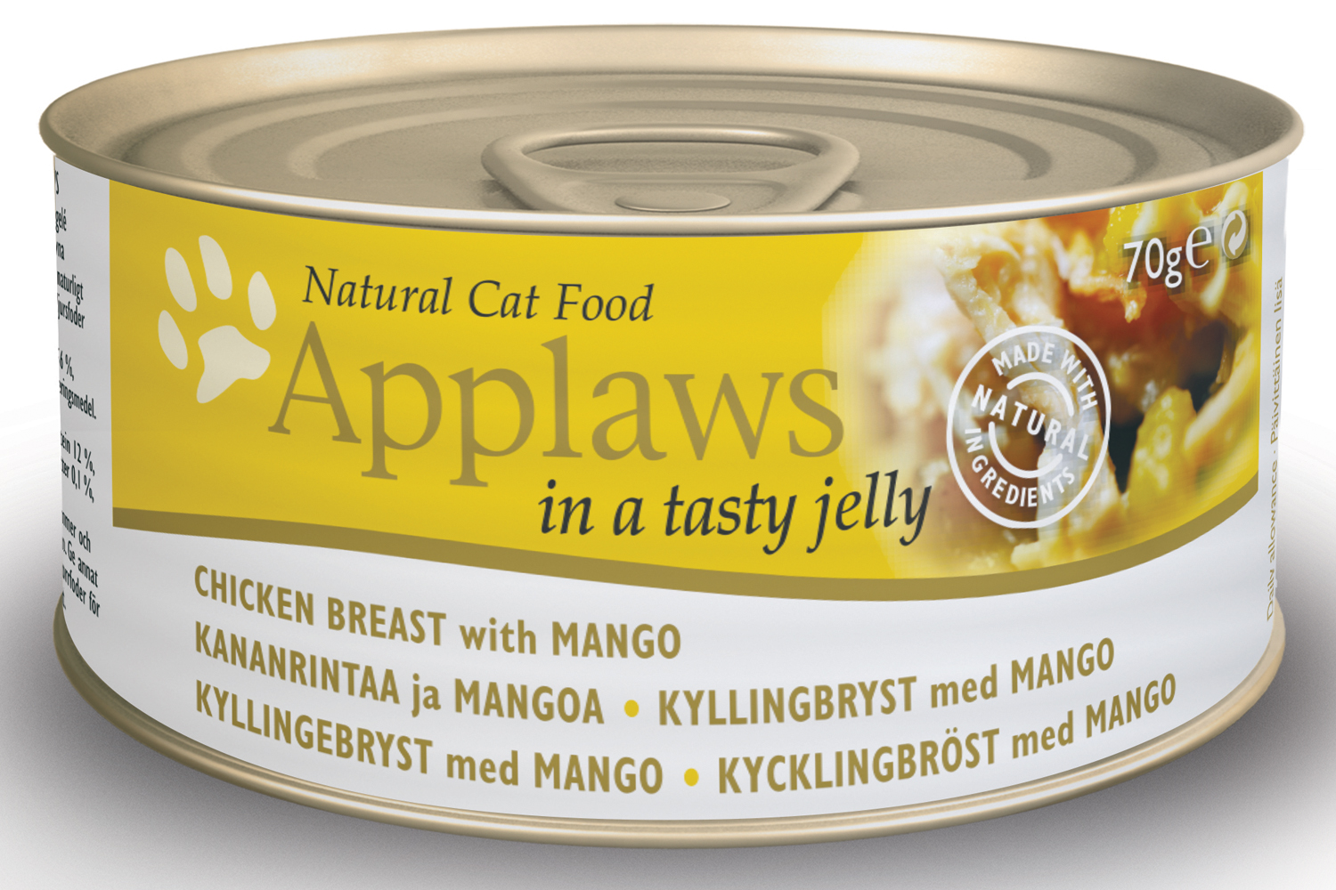 Applaws Natural Chicken Breast with Mango Cat Food