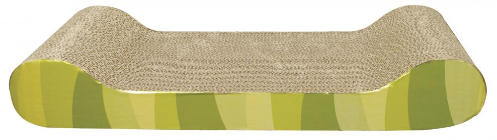 Catit Patterned Scratching Board With Catnip