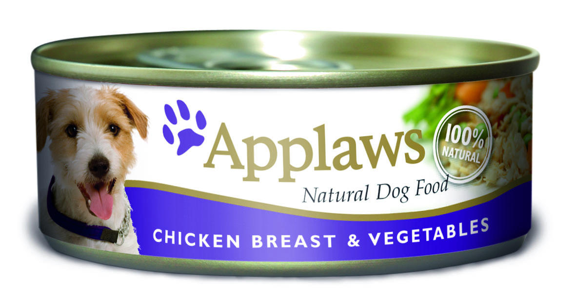 Applaws Chicken Breast & Vegetables Dog Food
