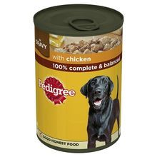 Pedigree Adult Chicken Dog Food