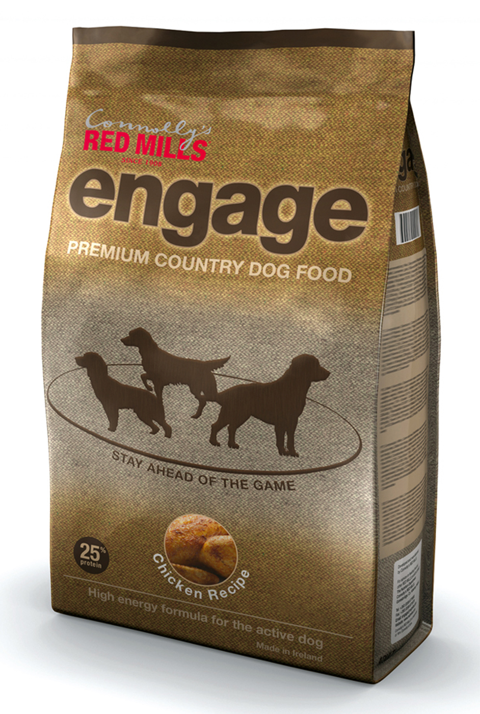 Connolly's Red Mills Engage Chicken Dog Food