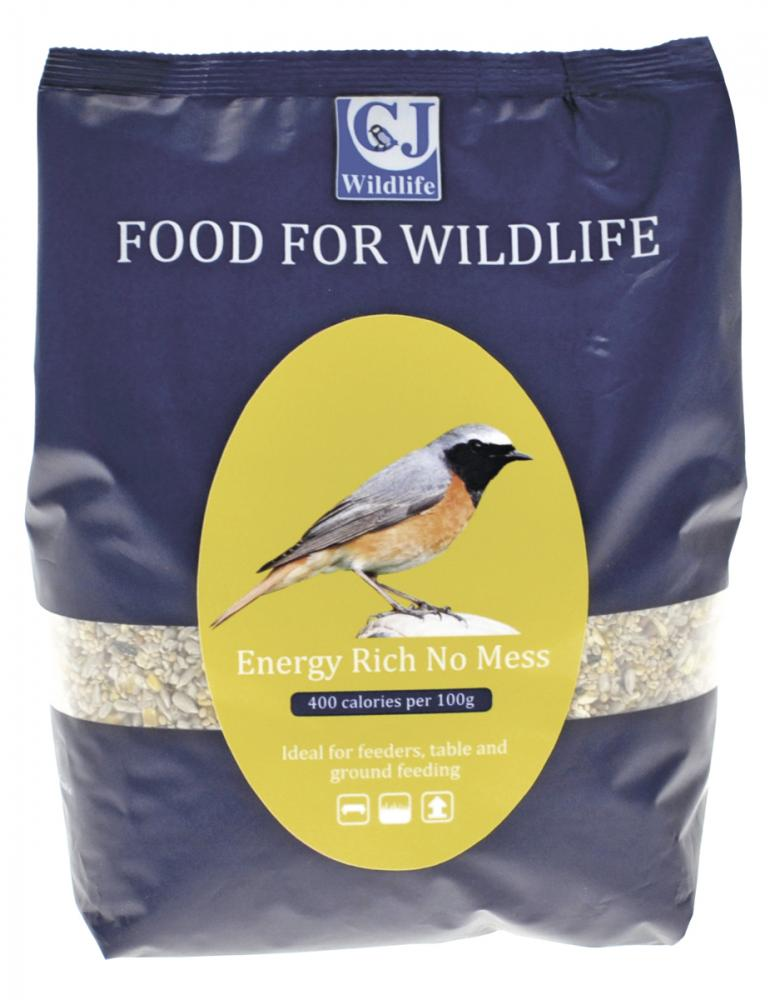 CJ Wildlife Energy Rich No Mess Seed Mix