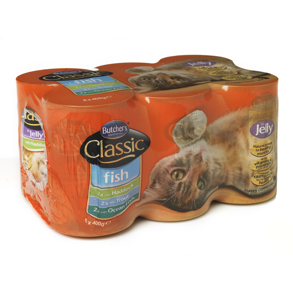 Butchers Classic Cat Food Pets At Home