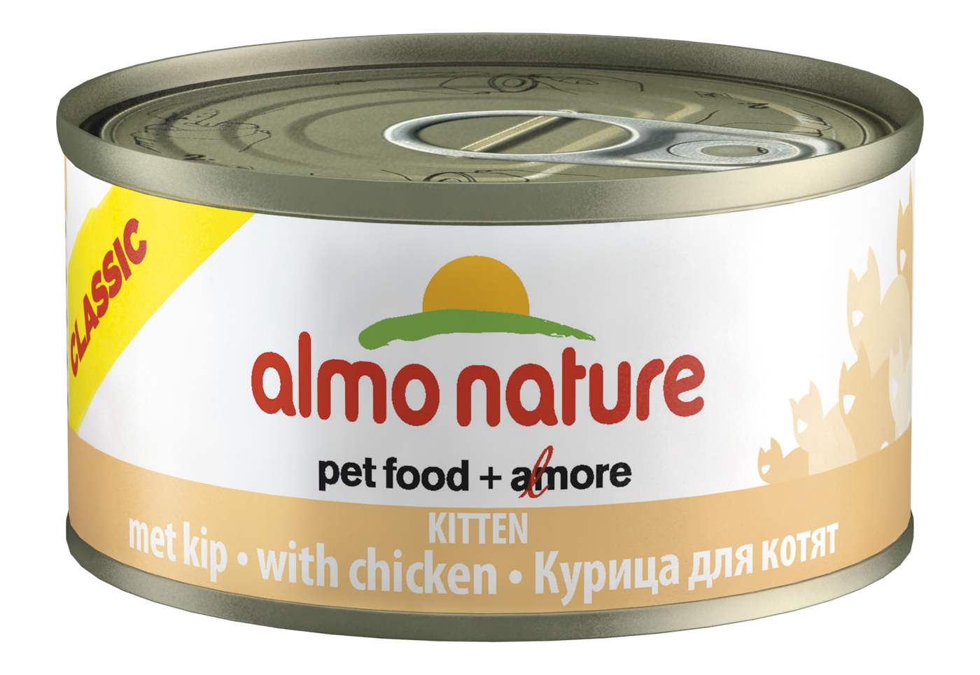 Almo Nature Classic Kitten Food