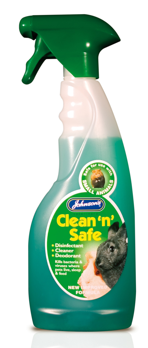 Johnson S Clean And Safe Disinfectant For Cats