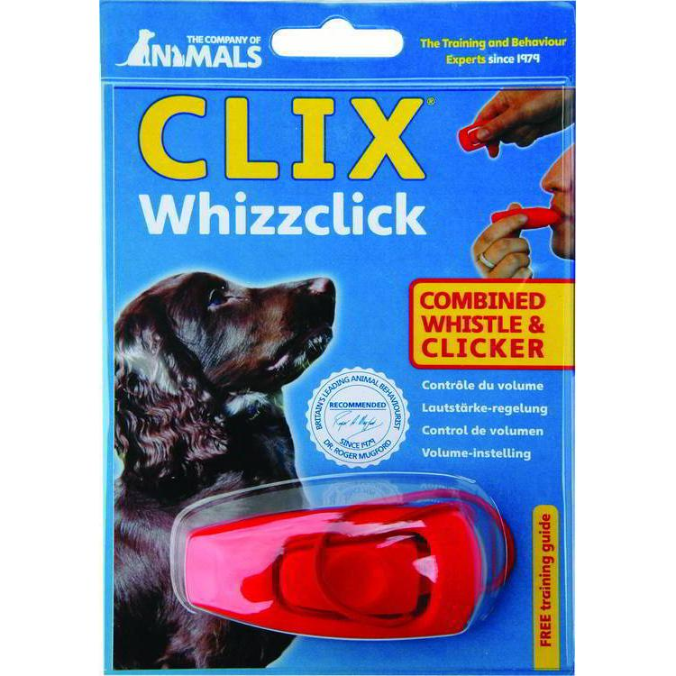 CLIX Whizzclick Dog Training Aid