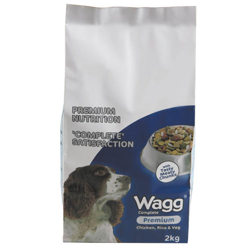Wagg Complete Dog Food