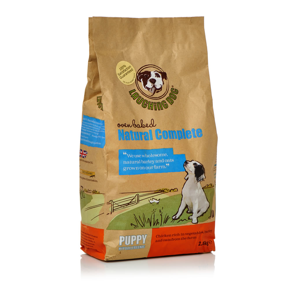 Laughing Dog Complete Puppy Food