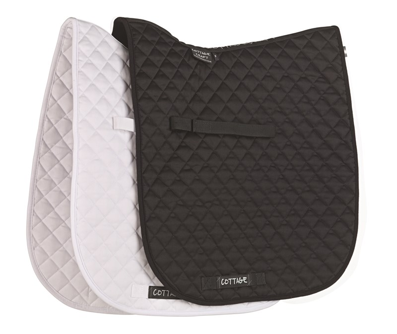 Cottage Craft Classic High Wither Dressage Saddlecloth