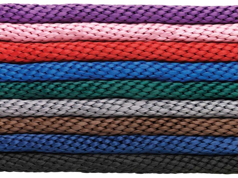 Cottage Craft Smart Equine Whip End Horse Competition /& Travel Nylon Lead Rope