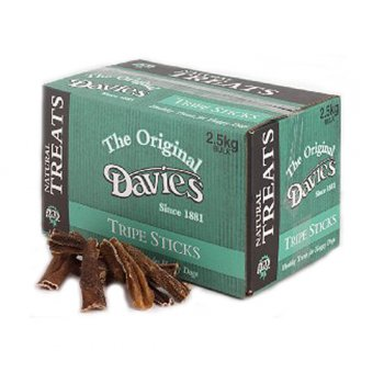 Davies Tripe Sticks Dog Treats