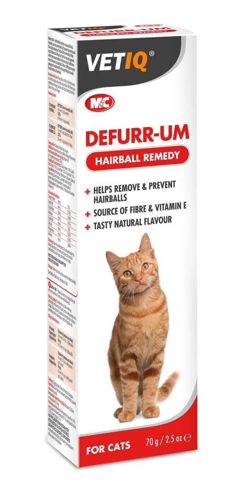 VETIQ Defurr-UM Paste for cats