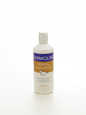 Dermoline Herbal Shampoo for Horses