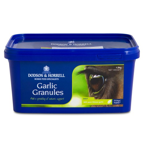 Dodson & Horrell Garlic Granules for Horses