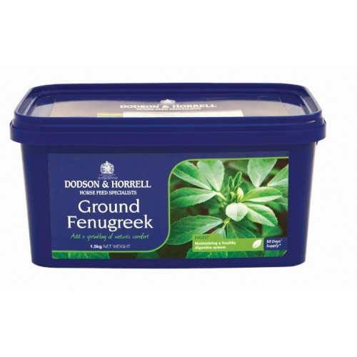 Dodson & Horrell Ground Fenugreek for Horses