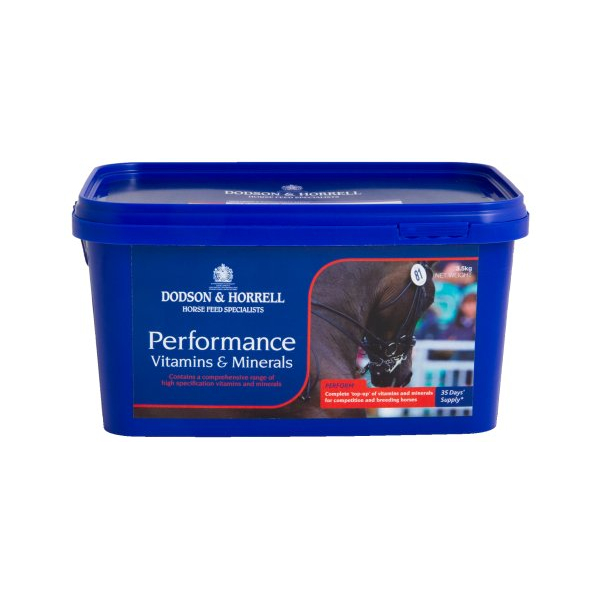 Dodson & Horrell Performance Vitamins & Minerals for Horses