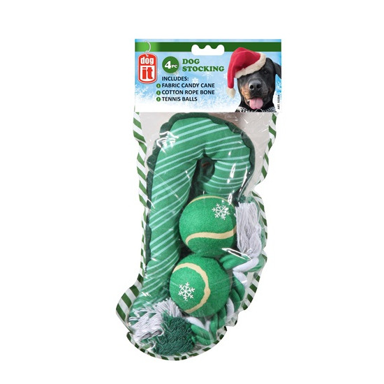 Dogit 4 Piece Standard Stocking for Dogs