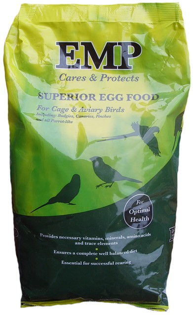 Donald Cooke EMP Superior Egg Food for Birds