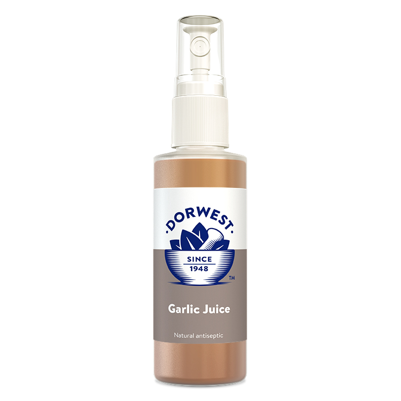 Dorwest Wound Remedies Garlic Juice Spray