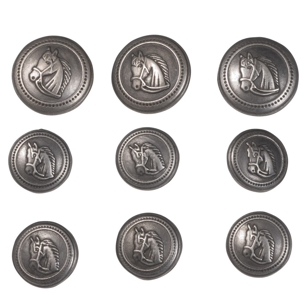 Dublin Ashby Jacket Spare Buttons