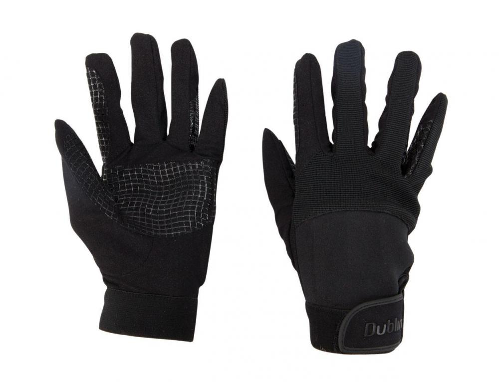 Dublin Cross Country Riding Gloves