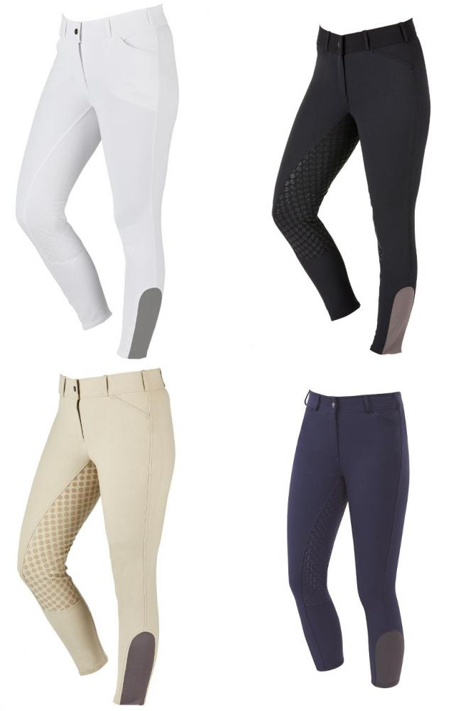 Dublin Distinction Elite Gel Full Seat Breeches