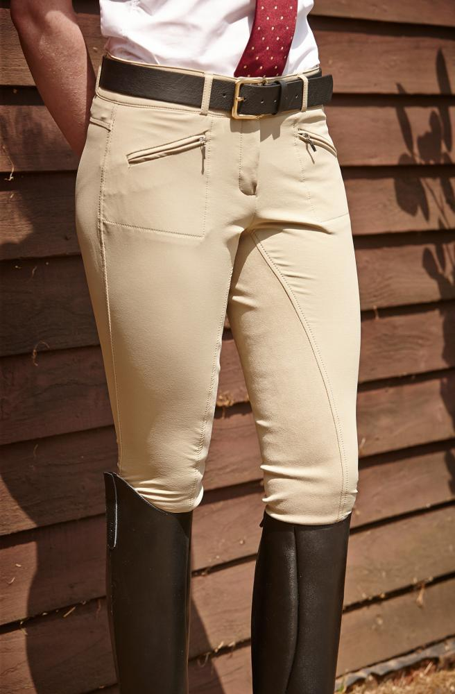 Dublin Supa Shape It Profile Full Seat Breeches