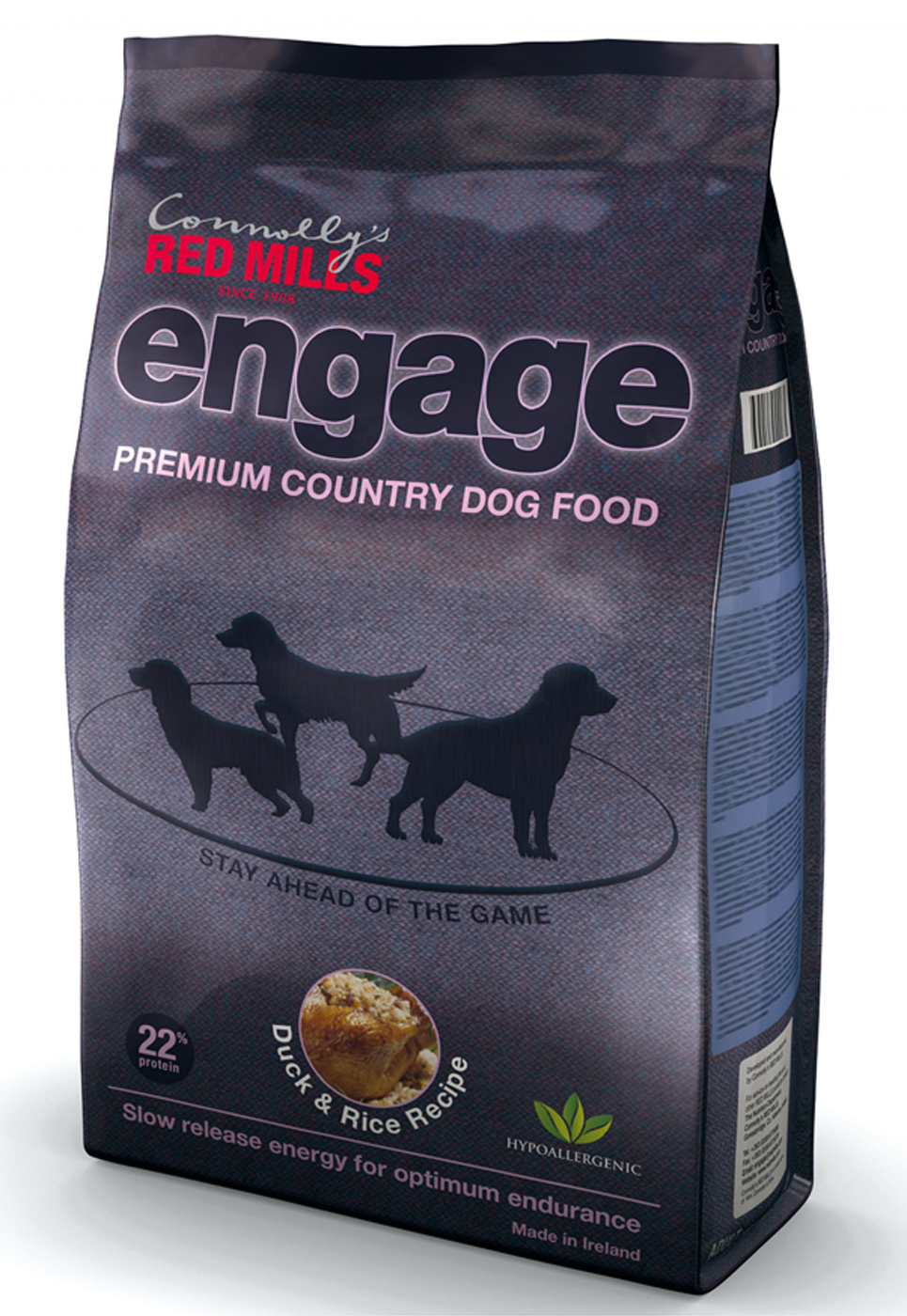 Connolly's Red Mills Engage Duck & Rice Dog Food