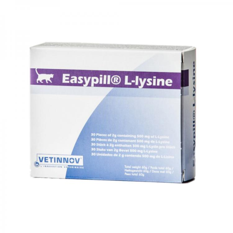 Easypill L-Lysine for Cats