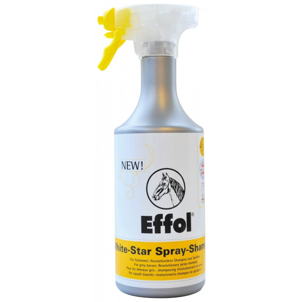 Effol White Star Spray Shampoo for Horses