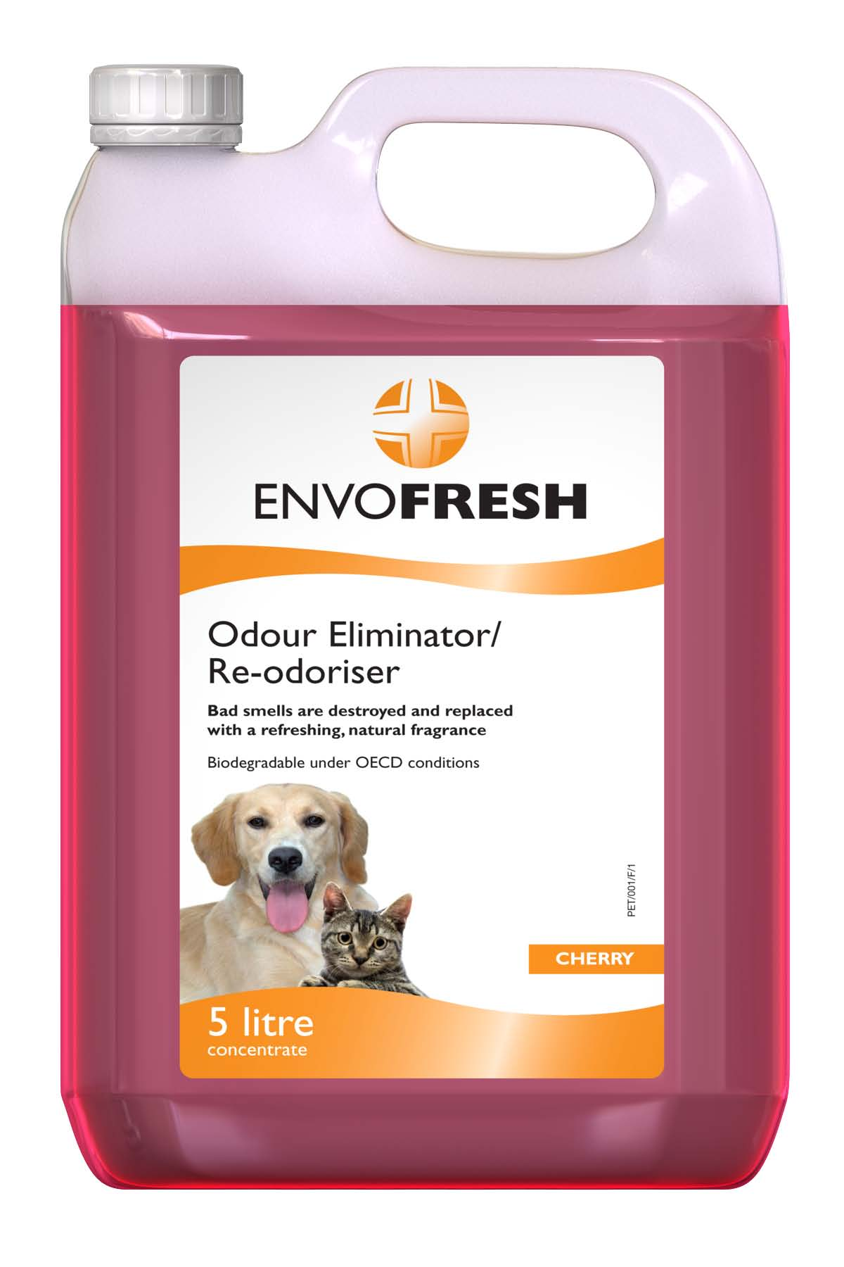 Envofresh Odour Eliminator/Re-odoriser