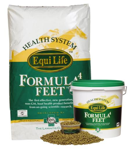 Equi Life Formula 4 Feet for Horses