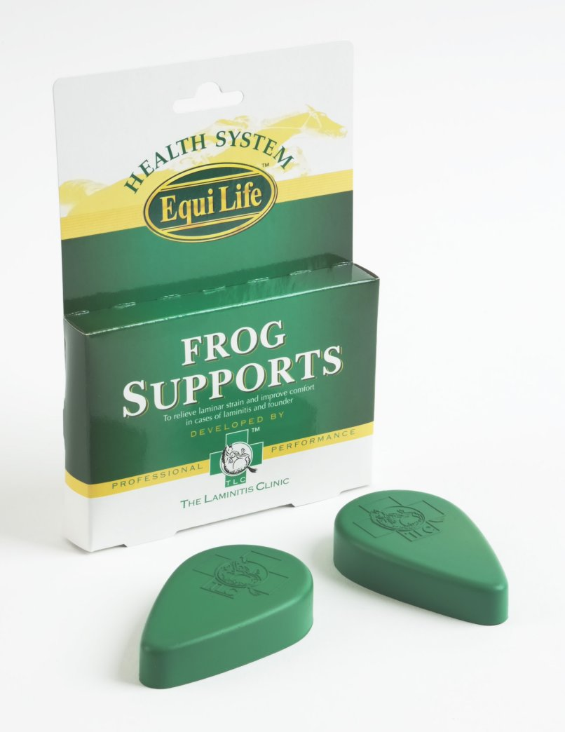 Equi Life TLC Frog Supports for Horses