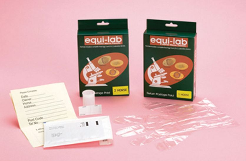Equi-Lab Worm Count Kit for Horses