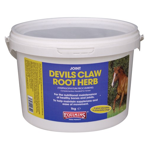 Devils claw supplement