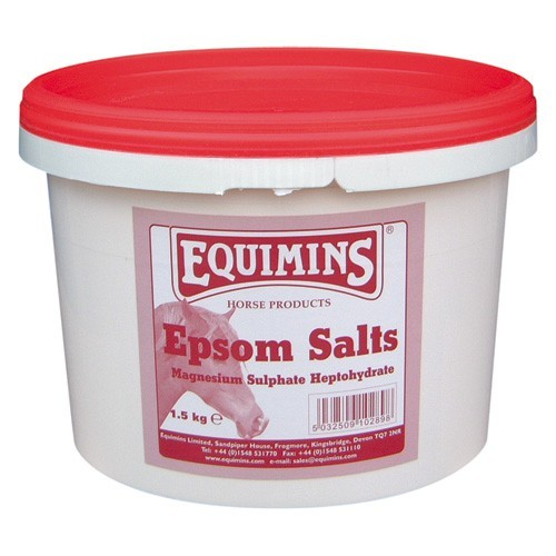 Equimins Epsom Salts for Horses