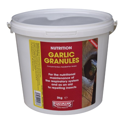 Equimins Garlic Granules for Horses