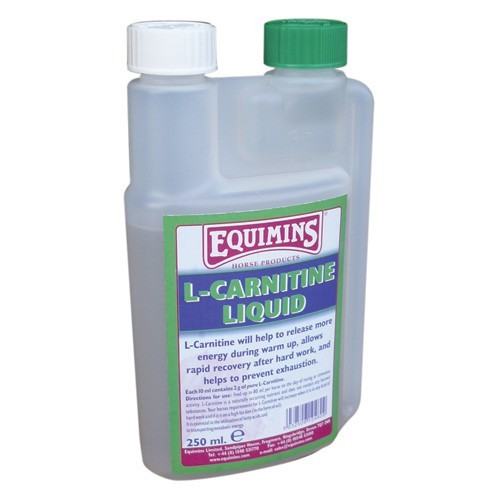 Equimins L-Carnitine for Horses