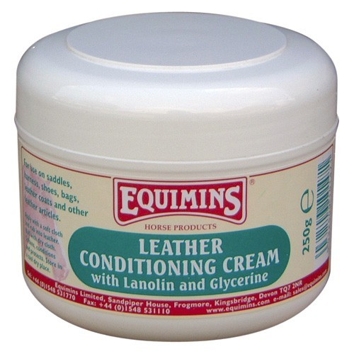 Equimins Leather Conditioning Cream