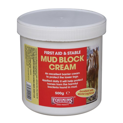 Equimins Mud Block Cream & Lotion for Horses