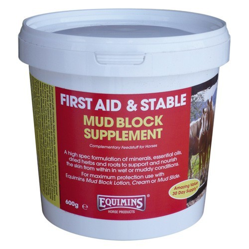 Equimins Mud Block Supplement for Horses