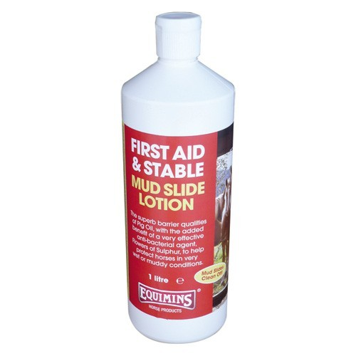 Equimins Mud Slide Lotion for Horses