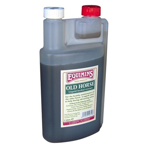 Equimins Old Horse Liquid Herbal Extract