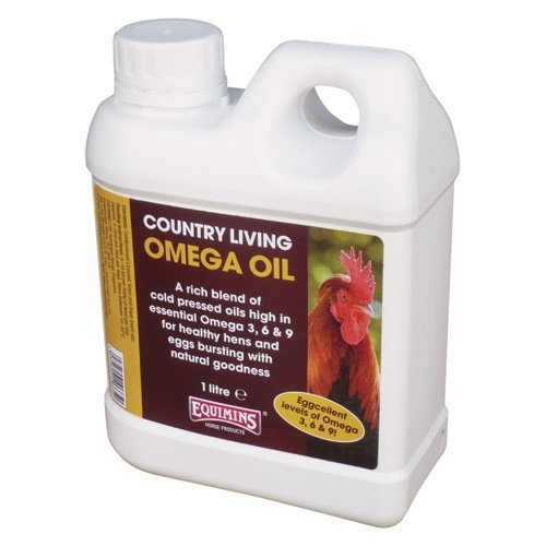 Equimins Omega Oil for Hens