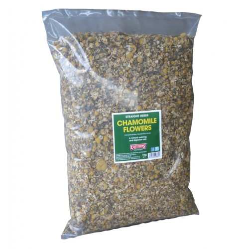 Equimins Straight Herbs Chamomile Flowers