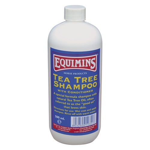 Equimins Tea Tree Shampoo with Conditioner